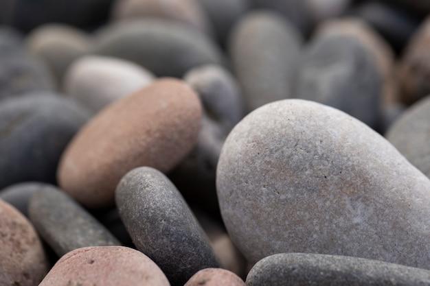 Composición de textura de piedra rugosa