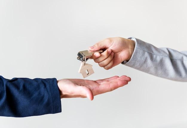 Comprar concepto de bienes raíces