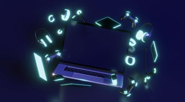 Compras del cyber monday con dispositivos