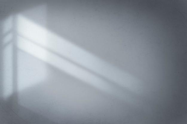 Concepto abstracto de la luz de la sombra de la pared del cemento del fondo