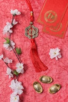 Concepto de año nuevo chino