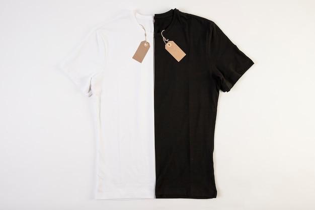 Concepto de camisetas