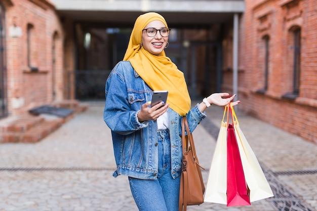 Concepto de compra y venta