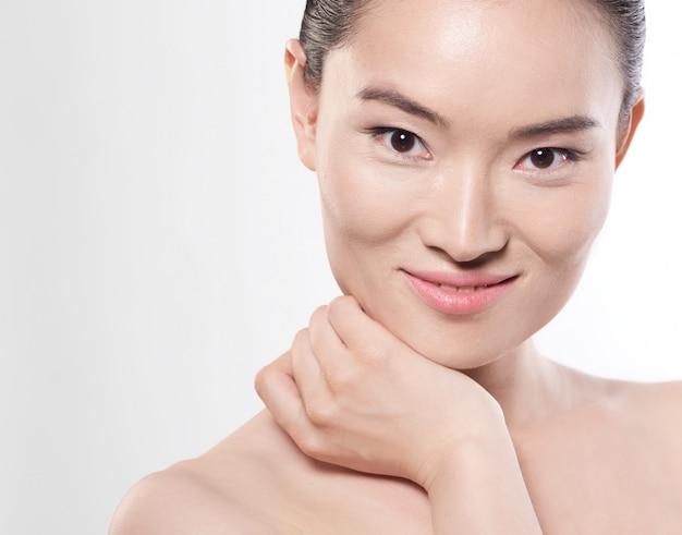 Concepto de cuidado de la piel