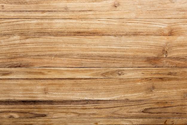 Concepto de decoración de piso de madera natural