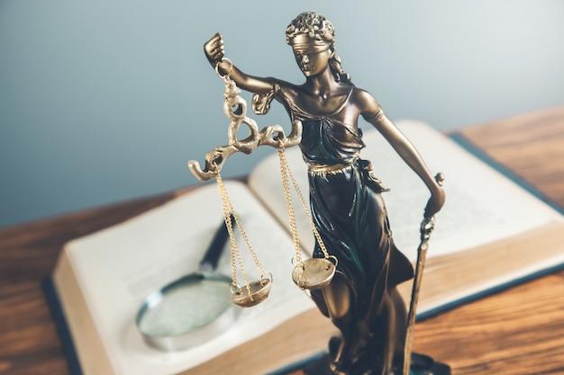 Concepto de derecho y justicia