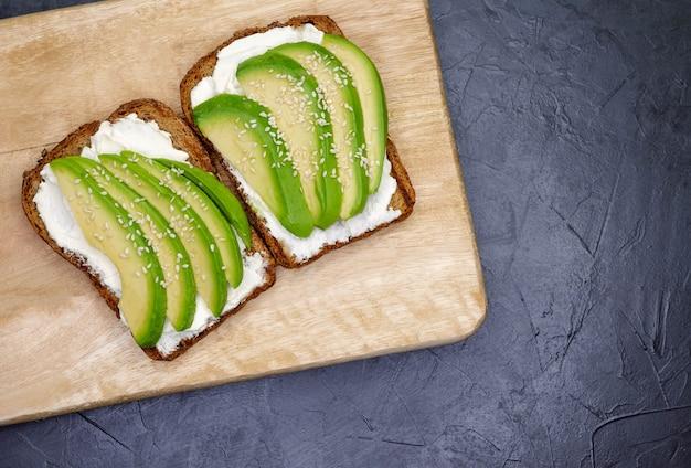 Concepto de desayuno de alimentos de dieta útil comida sana bodegón