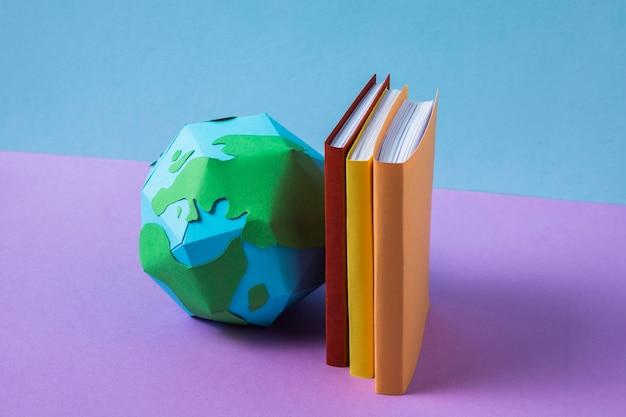 Concepto del día de la educación ambiental