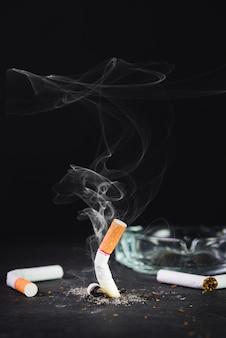 Concepto día mundial sin tabaco
