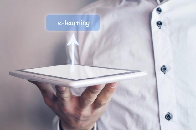 Concepto de e-learning