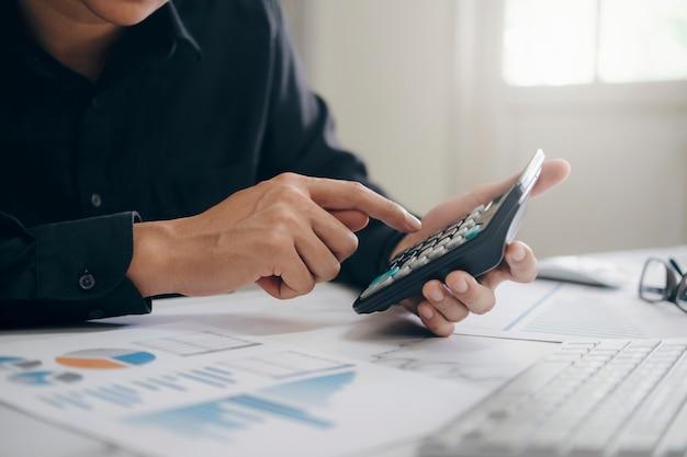 Concepto de economía de ahorro de finanzas