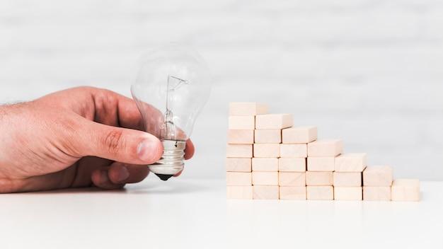 Concepto de estrategia e idea de negocios