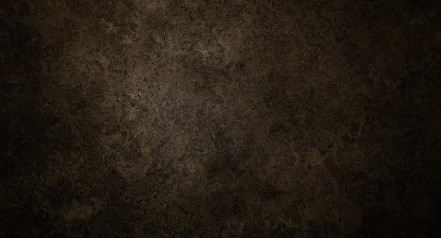 Concepto de fondo de halloween de pared oscura. fondo aterrador. banner de textura de terror.