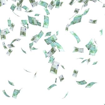 Concepto de ganar dinero