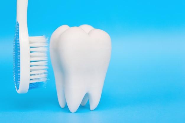 Concepto de higiene dental