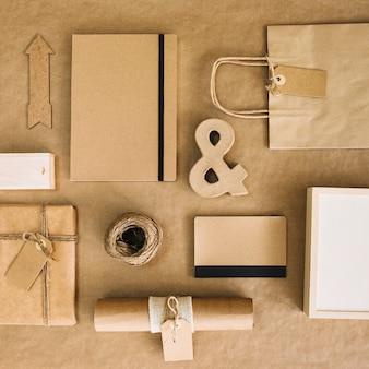 Concepto de packaging