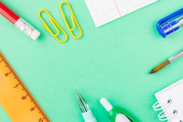 El concepto de preparación para el colegio.