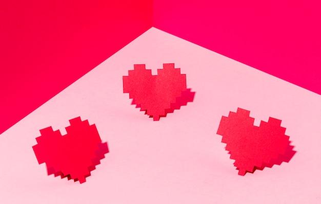 Concepto de primer día mundial del corazón