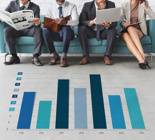 Concepto de puesta en marcha de la empresa business strategy corporation