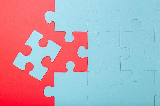 Concepto de puzzle