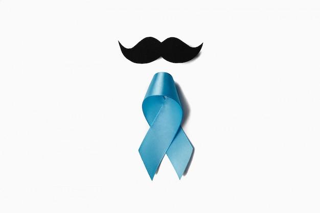 Concepto de salud, padre y día mundial del cáncer.