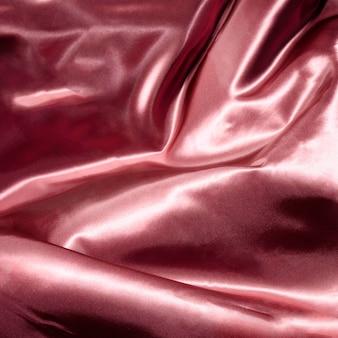 Concepto de seda elegante y abstracto.
