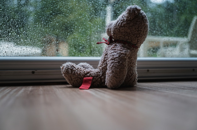 Concepto de soledad y abandono