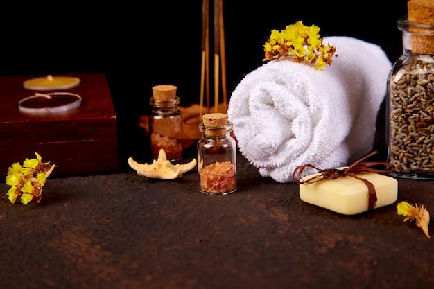 Concepto de spa. belleza