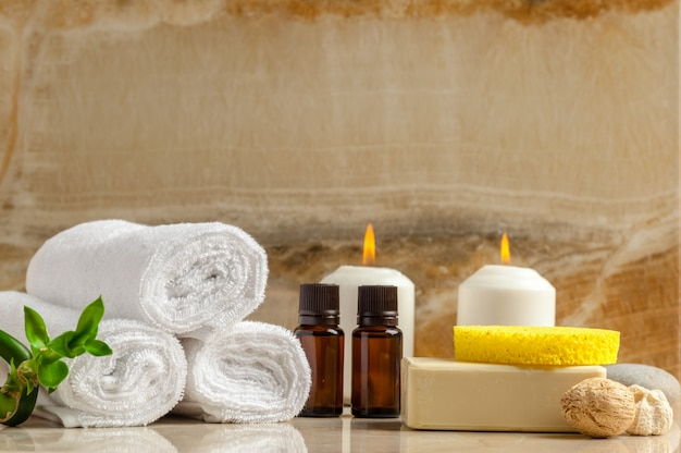 Concepto de spa