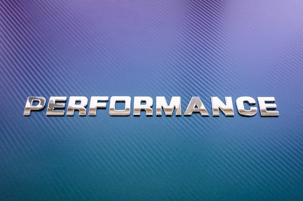 Concepto de velocidad, potencia del motor y rendimiento.