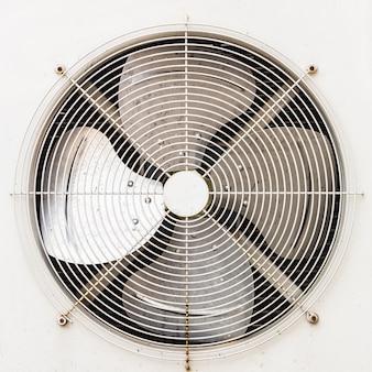 La condición del aire del ventilador electrónico