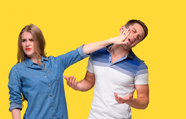 El conflicto de pareja