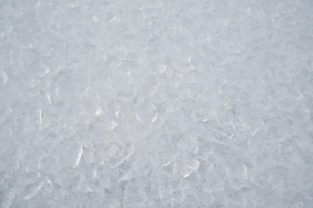 Congelados de hielo frío fondos blancos