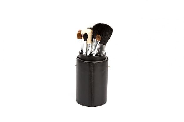 Conjunto de cepillo de pintura cosmético para el maquillaje