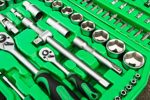 Un conjunto de herramientas