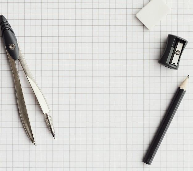 Conjunto de útiles de oficina