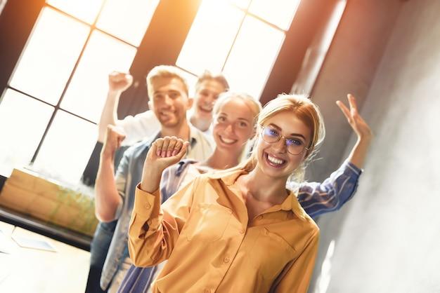 Consolidación de la unidad del trabajo en equipo. concepto de unidad y trabajo en equipo.