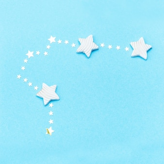 Constelación del zodiaco acuario