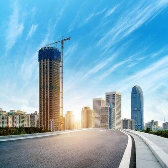 Construcción de edificios de gran altura