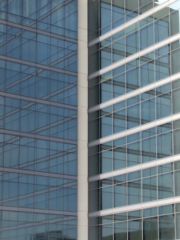 Construcción de vidrio