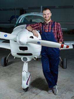 Constructor de vehículos aéreos