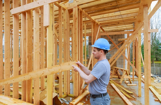 Contratistas de construcción construcción de nueva casa