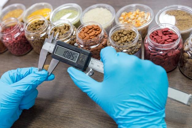 Control de calidad desde buenas materias primas hasta productos de buena calidad.