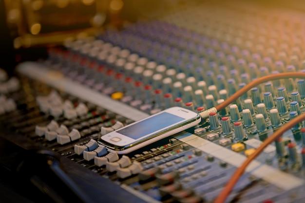 Control de sonido