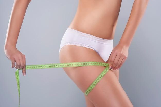 Controlando la forma del cuerpo
