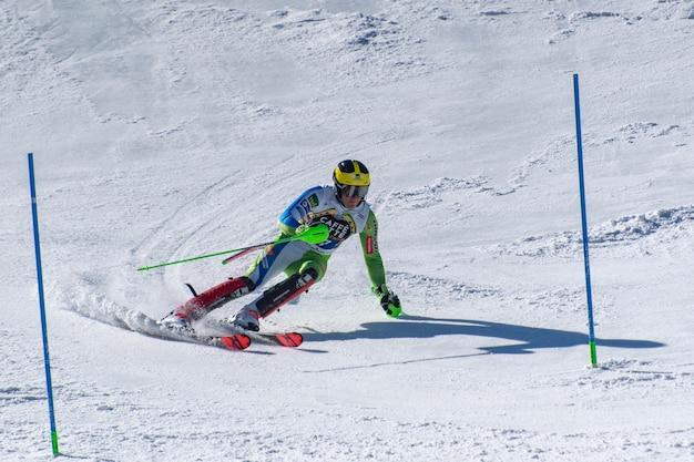 Copa del mundo de esquí alpino fina