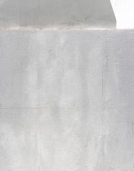 Copia espacio pared de mármol blanco