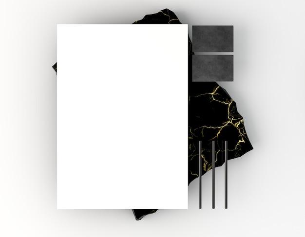Copiar documentos de papelería de espacio