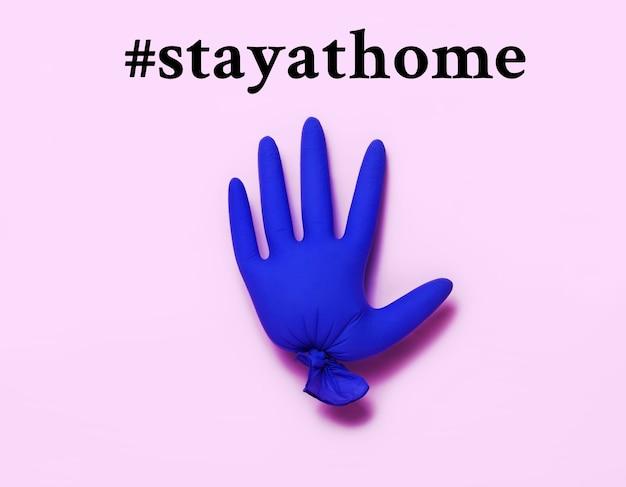 Copie el espacio para el texto fondo rosa pastel de moda medidas preventivas y artículos de autoprotección.