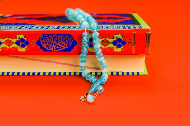 Corán - libro de acebo del islam